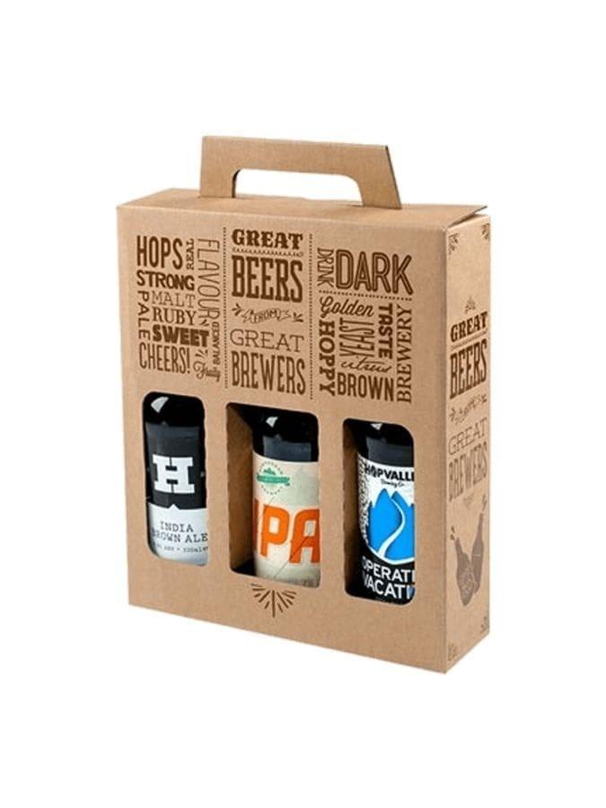 Custom Beverage Boxes
